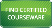 Find Certified Courseware